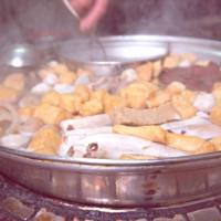 基隆市美食 攤販 台式小吃 三坑無名菜頭滷 照片
