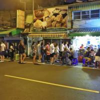 台南市美食 攤販 台式小吃 阿明豬心冬粉 照片