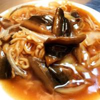 台北市美食 餐廳 中式料理 熱炒、快炒 安平鱔魚麵 照片