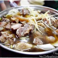 台中市美食 餐廳 中式料理 呂記岡山羊肉 照片