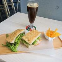 高雄市美食 餐廳 異國料理 多國料理 人帥真好三明治輕食吧 H 照片