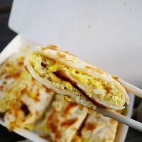 台北市美食 餐廳 中式料理 小吃 艾克斯手工蛋餅專賣店 照片