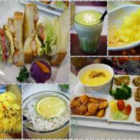 高雄市美食 餐廳 異國料理 多國料理 愛 牽手.咖啡.早午餐.好米粥 照片
