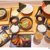 台中市美食 餐廳 異國料理 日式料理 富士山55沾麵 照片