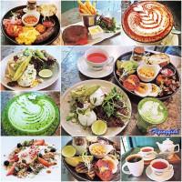台北市美食 餐廳 咖啡、茶 咖啡館 Basil Le Bistrot 台北 照片