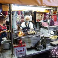 台北市美食 餐廳 中式料理 小吃 水柳伯烤玉米 照片