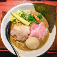 台北市美食 餐廳 異國料理 日式料理 辣麻味噌拉麵 鬼金棒 (台北總店) 照片