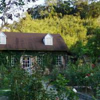 桃園市休閒旅遊 景點 觀光花園 玫瑰山谷 照片