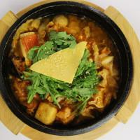 台中市美食 餐廳 異國料理 韓式料理 誠實泡菜 照片