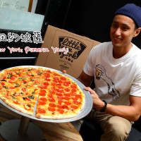 台北市美食 餐廳 異國料理 美式料理 Little New York Pizzeria (小紐約)(延吉店) 照片