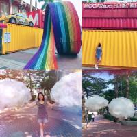 台北市休閒旅遊 景點 公園 中山捷運站-藝術裝置公園 照片