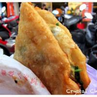 新北市美食 餐廳 中式料理 小吃 小卡車蔥油餅 (油庫口麵線旁) 照片
