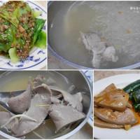 桃園市美食 餐廳 中式料理 台菜 三元豬腸冬粉 魯肉飯 照片
