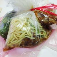 台北市美食 餐廳 中式料理 麵食點心 無名麵攤 照片