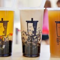 高雄市美食 餐廳 飲料、甜品 飲料專賣店 Boo 啵・白霜啵檸檬 照片