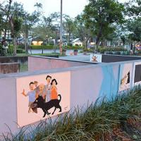 宜蘭縣休閒旅遊 景點 公園 宜蘭童話公園 照片