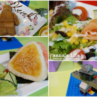 新竹市美食 餐廳 飲料、甜品 飲料、甜品其他 BRICK WORKS樂高積木主題餐廳 (新竹世博店) 照片