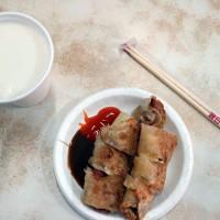 高雄市美食 餐廳 速食 早餐速食店 鹽埕老店順治50年杏仁茶 照片