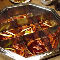 新北市美食 餐廳 火鍋 麻辣鍋 川府重慶老火鍋 照片