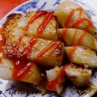 台中市美食 餐廳 中式料理 小吃 王記菜頭粿米腸 照片