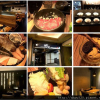 台北市美食 餐廳 火鍋 沙茶、石頭火鍋 竹間精緻鍋物(台北農安店) 照片