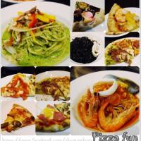 新北市美食 餐廳 異國料理 義式料理 披薩坊 pizza fun 照片