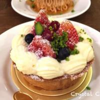 台北市美食 餐廳 烘焙 蛋糕西點 上城糕點小鋪 信義誠品店 照片