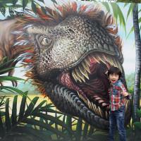 高雄市休閒旅遊 景點 景點其他 後安社區彩繪街 照片