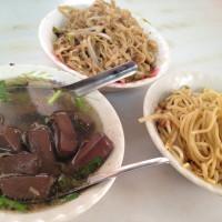 高雄市美食 餐廳 中式料理 小吃 大腸豬血湯 照片