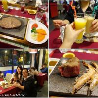 台東縣美食 餐廳 異國料理 多國料理 磐石岩燒牛排 照片