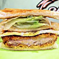 台北市美食 餐廳 中式料理 中式早餐、宵夜 白暮蛋餅先生 照片