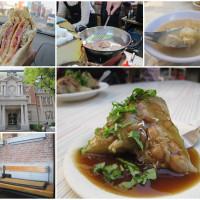 台南市美食 餐廳 中式料理 老鄭菜粽 照片