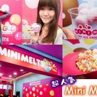 台北市美食 餐廳 飲料、甜品 冰淇淋、優格店 Mini Melts 粒粒冰淇淋 (台北西門店) 照片