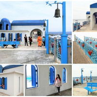 台中市休閒旅遊 景點 觀光魚場 麗水漁港 照片