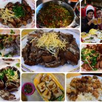 台中市美食 攤販 台式小吃 風飛沙小吃店 照片
