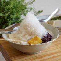 台中市美食 餐廳 飲料、甜品 剉冰、豆花 美軍豆乳冰 照片