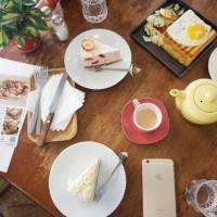 台北市美食 餐廳 烘焙 蛋糕西點 獅子甜點Line Up Dessert 照片