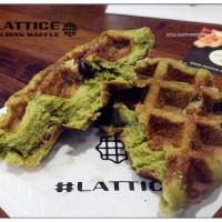 台北市美食 餐廳 飲料、甜品 飲料、甜品其他 #LATTICE 比利時列日鬆餅 (台北光復店) 照片