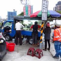 新北市美食 攤販 台式小吃 無名早餐餐車 照片