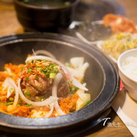 台北市美食 餐廳 火鍋 火烤兩吃 劉震川日韓大食館 照片