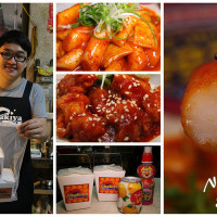 彰化縣美食 餐廳 異國料理 韓式料理 Chakiya 韓式炸雞 照片