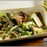 台南市美食 攤販 台式小吃 吉利古早味羊肉 照片