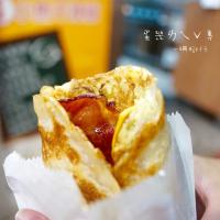 台北市美食 餐廳 中式料理 麵食點心 蛋幾ㄌㄟˇ蛋餅捲專賣店 照片