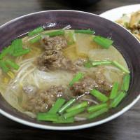 桃園市美食 餐廳 中式料理 麵食點心 文化排骨酥麵 照片