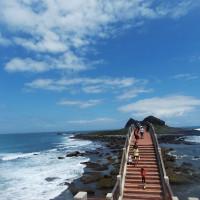 台東縣休閒旅遊 景點 海邊港口 三仙台風景區 照片