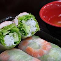 桃園市美食 餐廳 異國料理 南洋料理 紅築越食堂 照片
