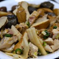台北市美食 攤販 台式小吃 王掌櫃 私房滷味 鹹水雞 照片