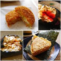 台中市美食 餐廳 中式料理 中式早餐、宵夜 三口飯糰 照片