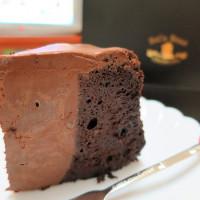 台北市美食 餐廳 烘焙 貝克街 謎-巧克力蛋糕 照片