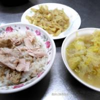 嘉義市美食 餐廳 中式料理 小吃 和平火雞肉飯 照片